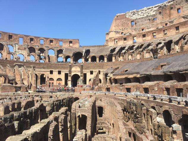"""Corte Conti, """"perplessità e ritardi"""" per restauro del Colosseo"""