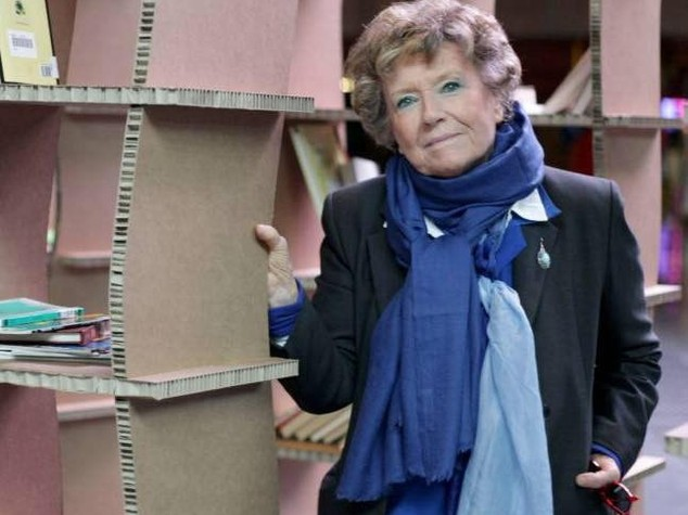 Italian author Maraini to discuss women's issues in Hamburg