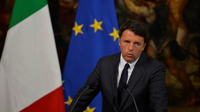 """Renzi """"dolore ma Italia non arretra di fronte alla follia"""""""