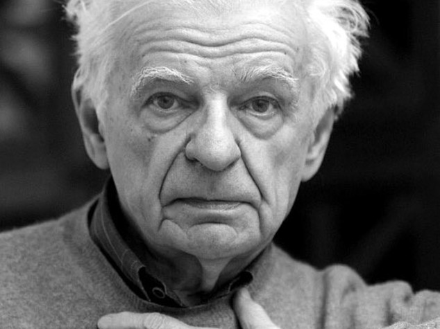Addio al poeta Yves Bonnefoy