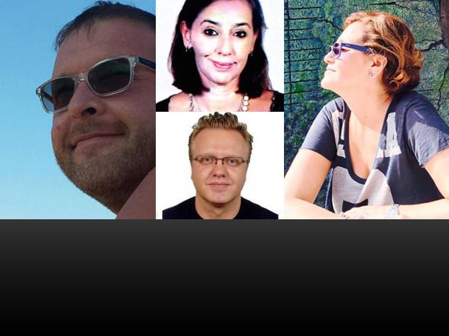 Cristian, Simona e le altre vittime dell'attacco