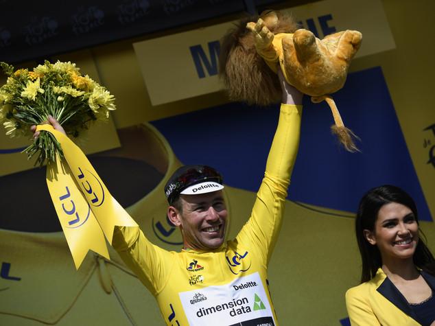 Tour 2016, Cavendish vince in volata la 14.ma tappa