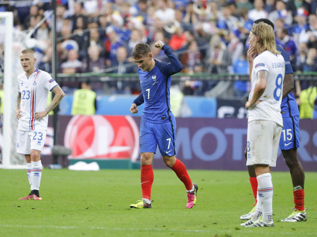 Francia in semifinale, Lagerback lascia l'Islanda