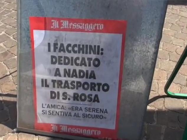Ultime notizie online agenzia giornalistica italia agi - Pignoramento ufficiale giudiziario non trova nessuno ...