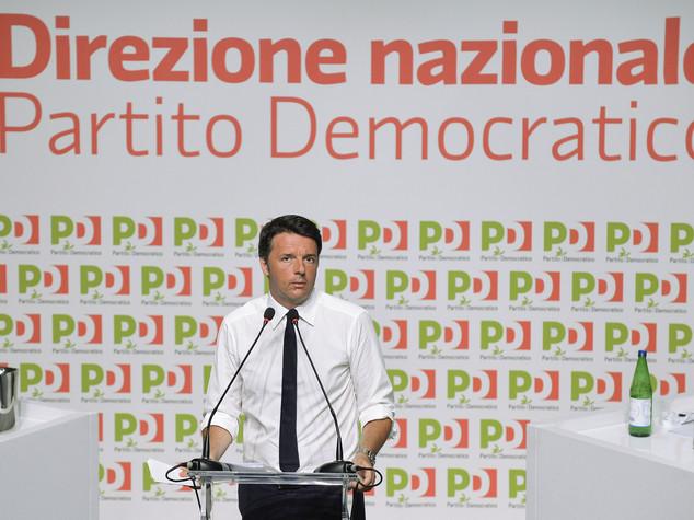 """Renzi alla direzione Pd, """" non tremo su numeri. Basta strategia Conte Ugolino"""""""