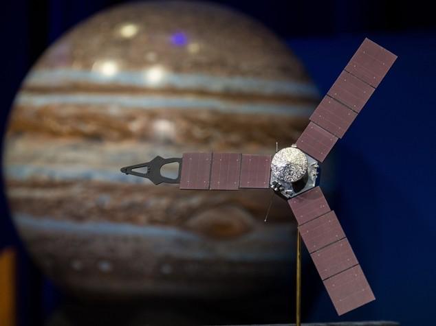 (Scheda) Spazio: con Juno a caccia dei segreti di Giove