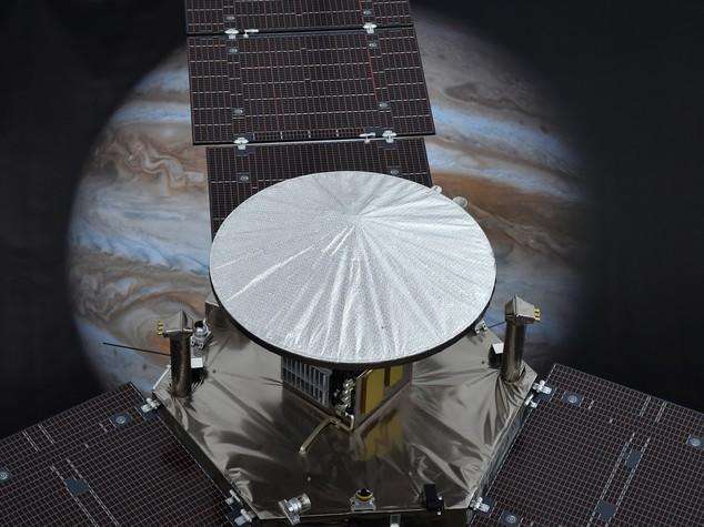 Tra mito e scienza, Juno 'riscopre' Zeus
