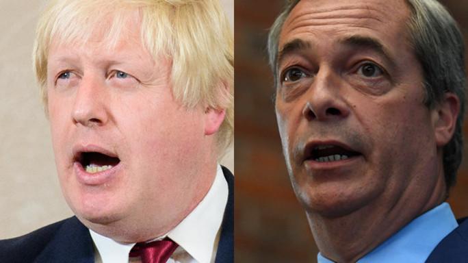 """Juncker contro Farage e Johnson, """" eroi tristi"""""""