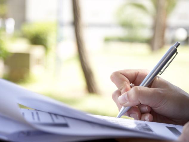 Scrivere a penna 'accende' il cervello piu' della tastiera