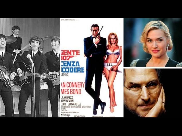 Accadde oggi: Nasce 007, Licenza di uccidere. Auguri a Kate Winslet, 40 anni