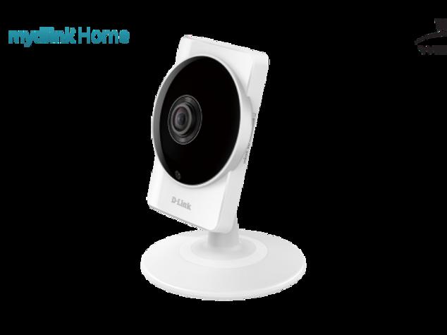 D-Link, telecamera a 180 gradi per tenere d'occhio casa