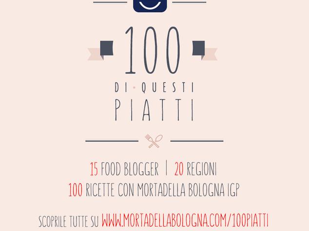 Cucina: Mortadella Bologna Igp, 100 ricette raccontano Italia