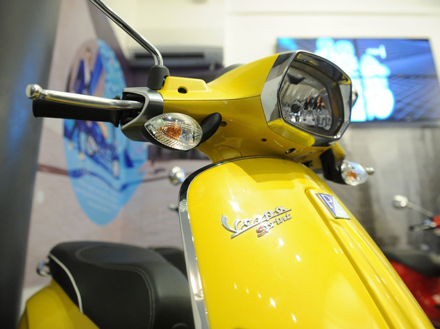 Piaggio expands distribution network on Indian-Apac market