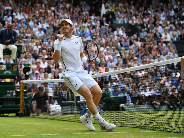 Wimbledon, la finale sarà Murray-Raonic