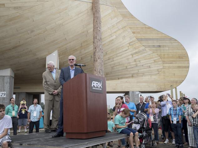 Una nuova Arca di Noè in Kentucky