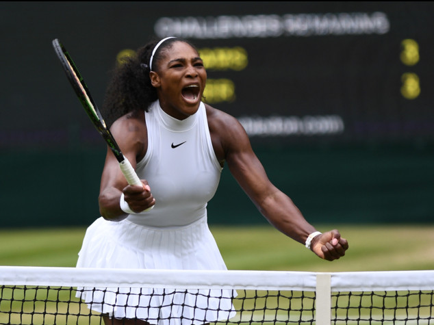 Tennis, Serena cede la corona dopo 186 settimane