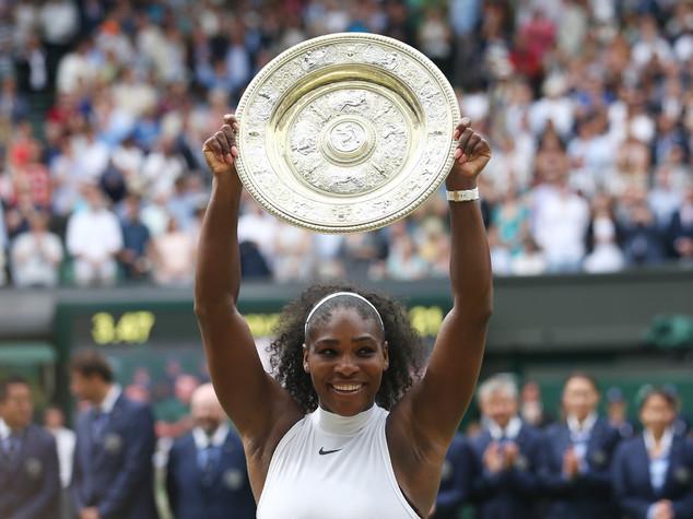 Settimo sigillo di Serena Williams a Wimbledon, Kerber ko