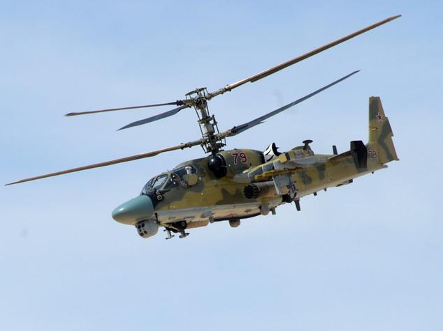 Isis abbatte elicottero a Palmira, morti due piloti russi
