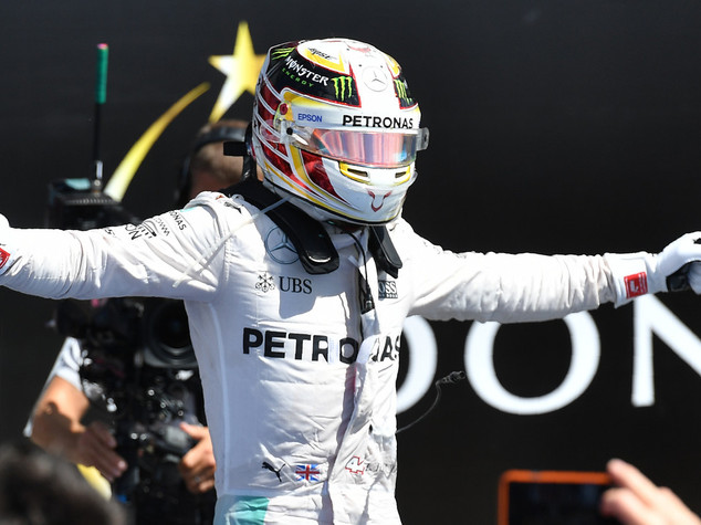 Lewis Hamilton vince Gp Gran Bretagna