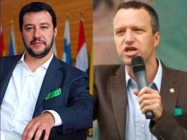 """Tosi e' fuori dalla Lega Nord Salvini """"Prendo atto decadenza"""""""