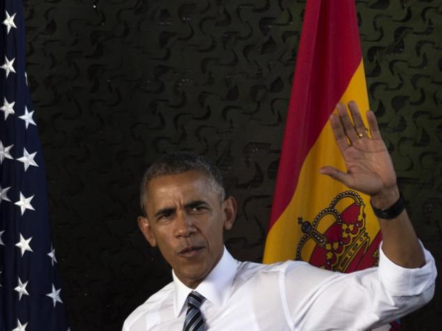 Obama rientrato negli Usa, domani andrà a Dallas