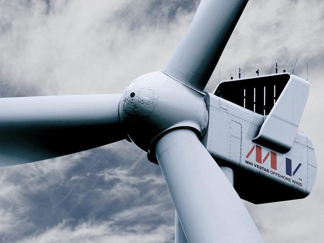 Eolico: Vestas fornira' turbine per maggior parco offshore danese