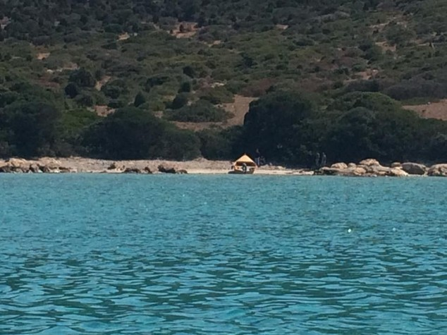 Servitu' militari: barche in zona vietata Capo Teulada, 7 multate
