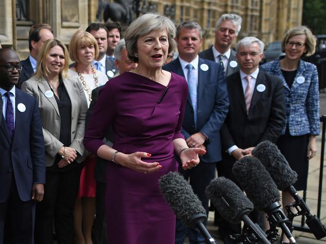 Gb, Theresa May premier già mercoledì