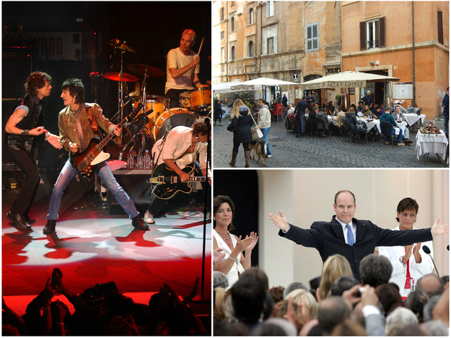 I fatti del 12 luglio: dalla nascita del ghetto di Roma all'esordio dei Rolling Stones