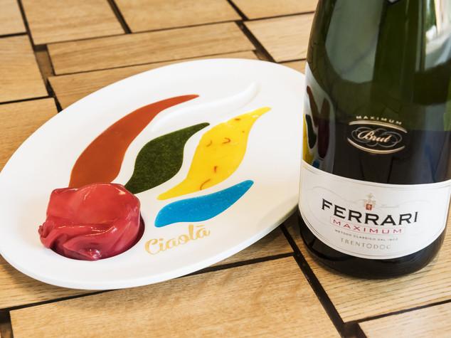 Rio 2016: Casa Italia brinda Ferrari ai Giochi Olimpici