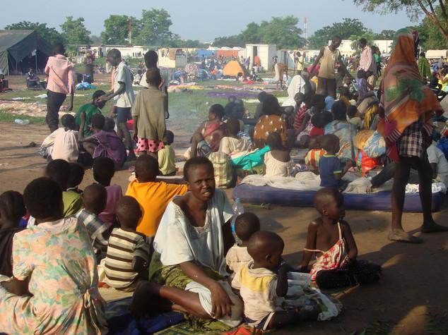 Sud Sudan: sale a 36.000 numero sfollati per violenze a Juba