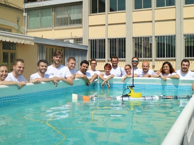 Ricerca: universita' Ancona vince premio con pesce-robot 'Brave'