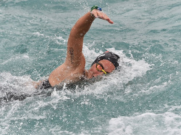 Federica Pellegrini è pronta per Rio: