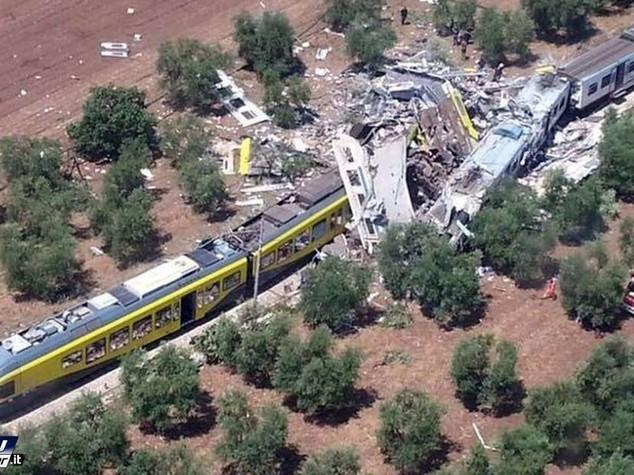 Disastri ferroviari, negli ultimi 20 anni in Italia 83 vittime