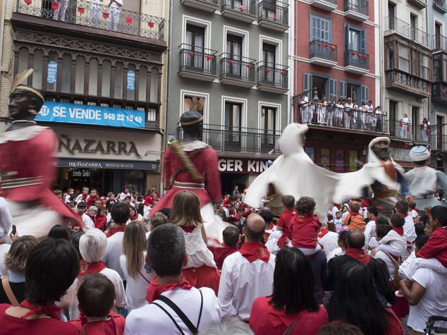 Festa Pamplona, arresti per aggressioni e abusi sessuali