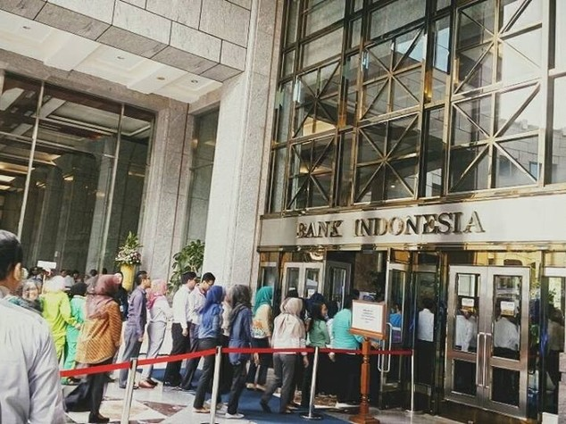 Indonesia: central bank, economic growth of 4.94% in Q2 2016