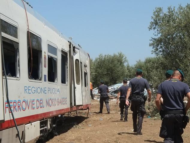 Scontro treni:a lavoro esperti Nucleo polizia disastri ferroviari