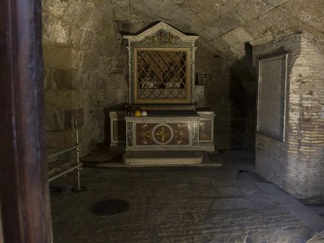 Torna alla luce a Roma il carcere di S.Pietro - FOTO