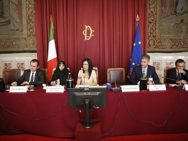 Italy-Iran conference focuses on welfare and cooperation