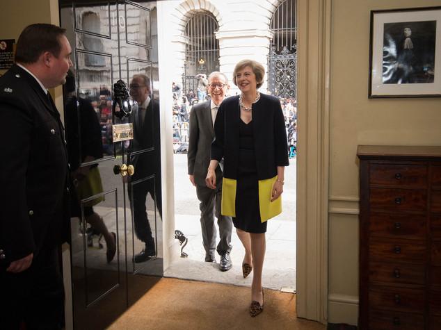 Gb: Theresa May e' il nuovo primo ministro