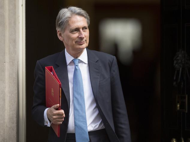 Gb: Hammond lascia esteri, e' nuovo Cancelliere Scacchiere