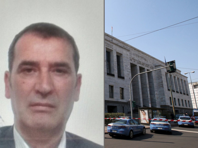 Strage tribunale: Giardiello, pistola nel palazzo 3 mesi prima