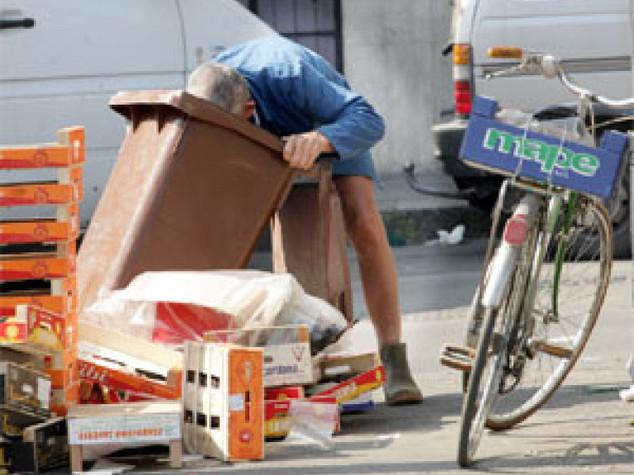 Al Sud un italiano su due a rischio povertà