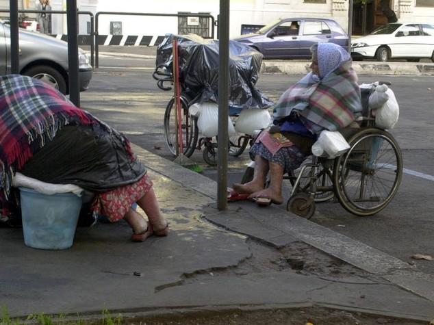In Italia 3 milioni di poveri in più in 7 anni