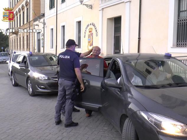 Duro colpo a Cosa nostra agrigentina, arrestati tre boss - VIDEO