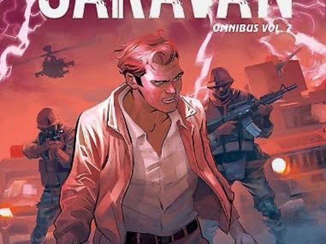 Fumetti: estate con Tex, Mister No e 'Caravan 2'