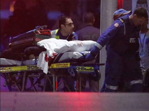 """Sydney: blitz nella caffetteria Morti il """"santone"""" e un ostaggio"""