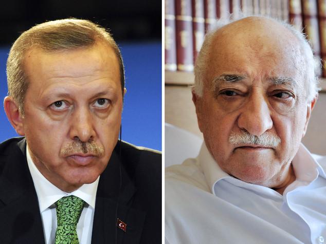 """Gulen su mandato arresto """"giustizia non indipendente"""""""