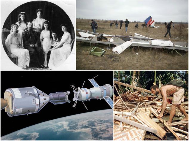 I fatti del 17 luglio: dal massacro dei Romanov al disastro della Malaysian