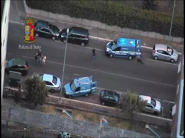 Maxi blitz a Frosinone, 36 arresti per droga ed estorsioni